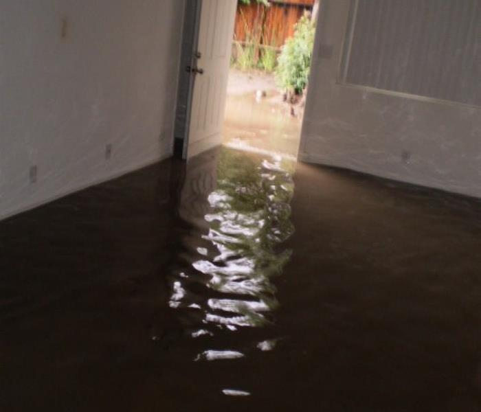 Flooded Home in La Quinta, CA 2015